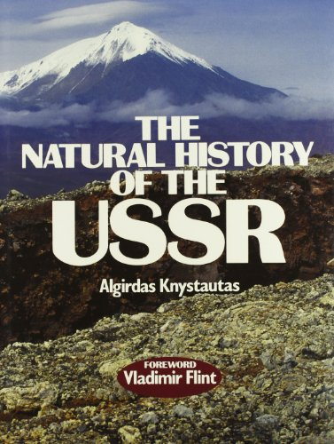 9780712614016: The Natural History of the U. S. S. R.