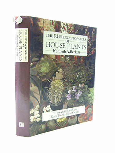 9780712614023: The RHS Encyclopedia of House Plants including conservatory plants