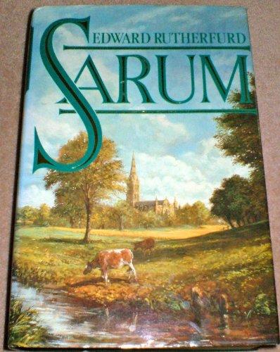 9780712614474: Sarum
