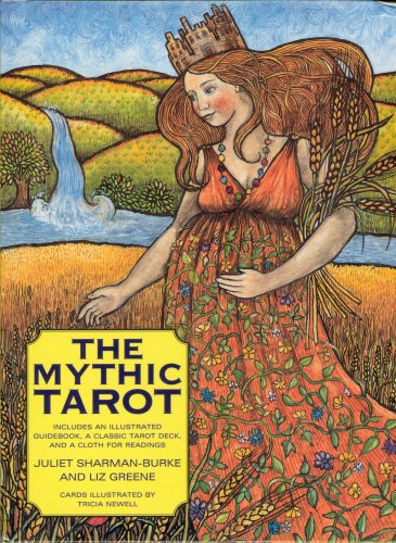 9780712614740: The Mythic Tarot