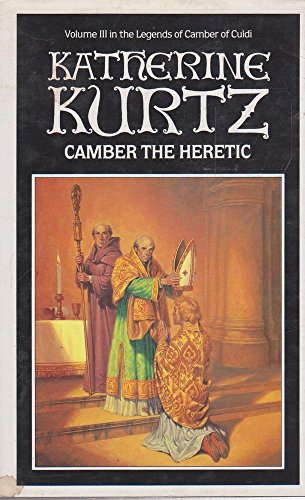 9780712615853: Camber the Heretic (Legends of Camber of Culdi)