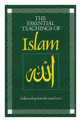 the central teachings of islam The teaching of islam no-one can be a muslim without having a specified faith, iman, and adhering to certain practices, deen today in the west this concept is often interpreted as 'the spreading of your faith' another word used for the propagation of the islamic faith is dawah.