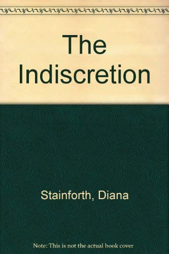 9780712616751: The Indiscretion