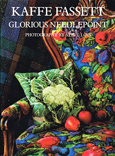 9780712616935: Glorious Needlepoint
