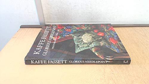 Glorious Needlepoint: Kaffe Fassett