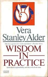 Wisdom in Practice: Alder, Vera Stanley