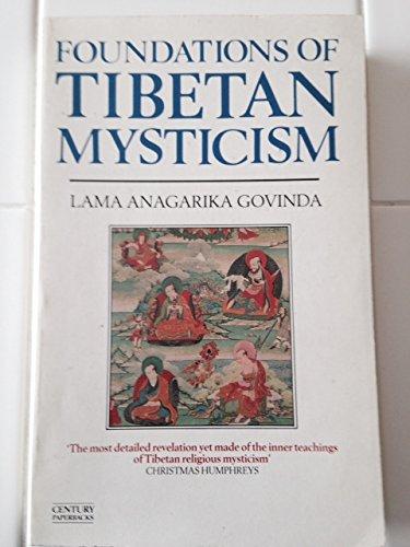 9780712617710: Foundations of Tibetan Mysticism