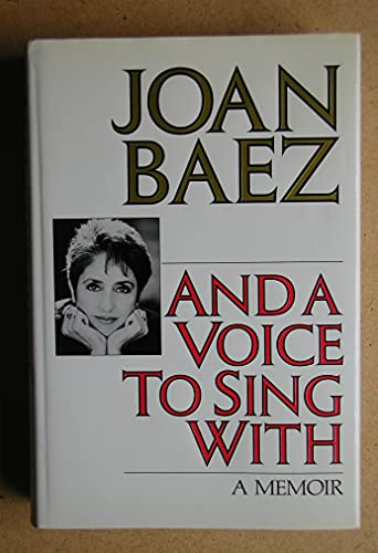 9780712618274: And a Voice to Sing with: A Memoir