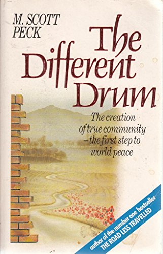 9780712618625: The Different Drum: Community Making and Peace