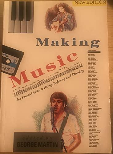9780712620154: Making Music