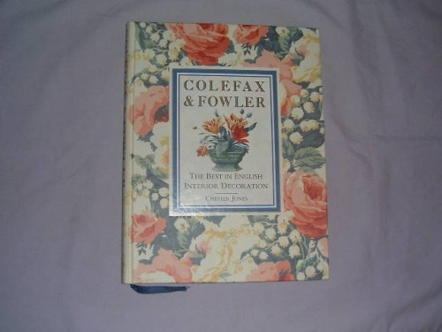 9780712620215: Colefax & Fowler : The Best in English Interior Decoration