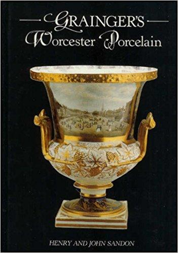 9780712620529: Grainger's Worcester Porcelain