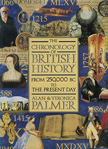 9780712621731: CHRONOLOGY OF BRITISH HISTORY