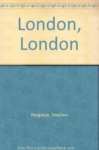 9780712621984: London, London