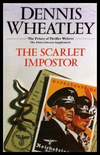 9780712622127: The Scarlet Impostor
