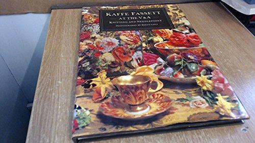 Kaffe Fassett at the V & A: Knitting and Needlepoint: Fassett, Kaffe