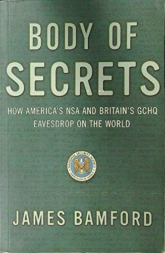 9780712623186: Body of Secrets
