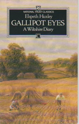 9780712623773: Gallipot Eyes: A Wiltshire Diary (National Trust Classics)