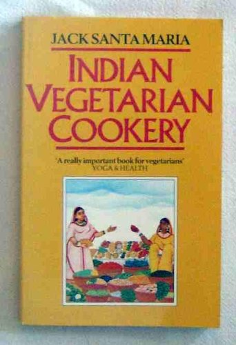 9780712624091: Indian Vegetarian Cookery