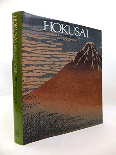 9780712625067: Hokusai: Life and Work