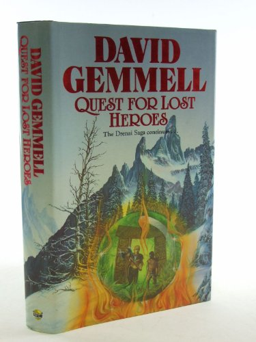 9780712625128: Quest For Lost Heroes
