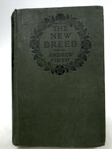 9780712625258: New Breed