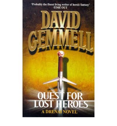 9780712625272: Quest For Lost Heroes