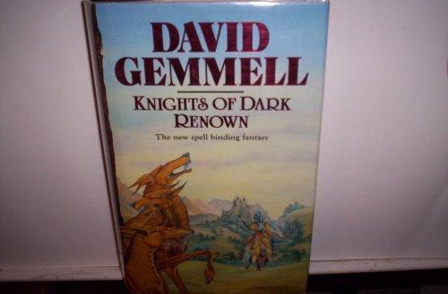 9780712625425: Knights of Dark Renown