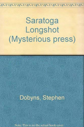 9780712625920: Saratoga Longshot (Mysterious press)