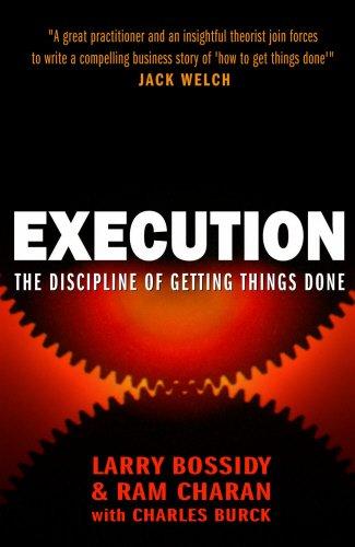 9780712625982: Execution: