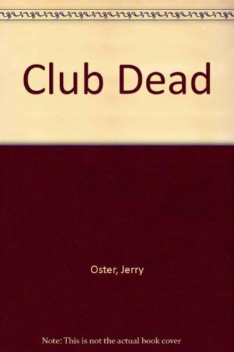 Club Dead: Oster, Jerry