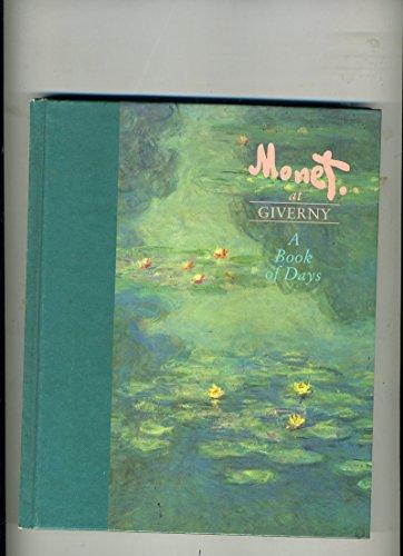 9780712629416: Monet at Giverny: Book Da