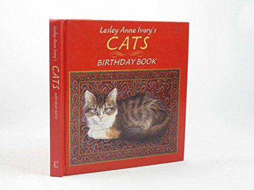 9780712629461: Lesley Anne Ivory's Cats Birthday Book