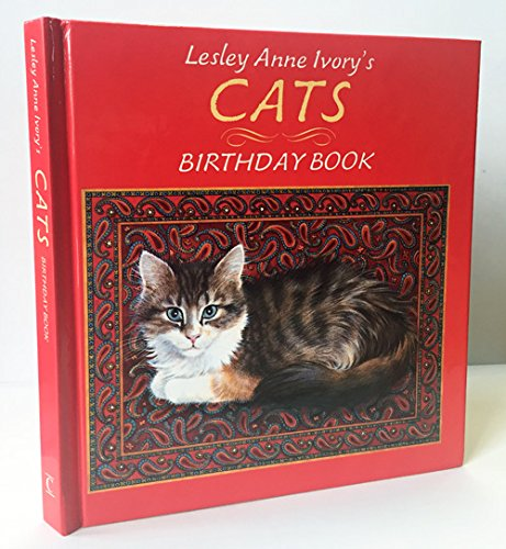 Ivory's Cats Birthdy Bk: Lesley, Anne