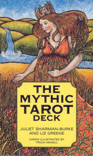 9780712630023: Mythic Tarot Deck