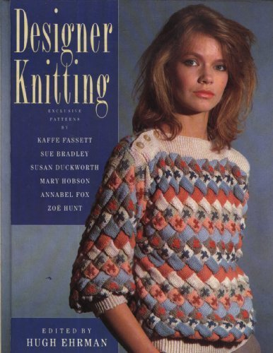Designer Knitting Designer Knitting, Used, 9780712630238 Great condition with minimal wear, aging, or shelf wear.