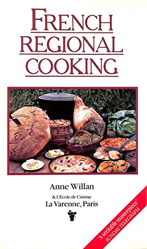 French Regional Cooking (0712630260) by Anne Willan