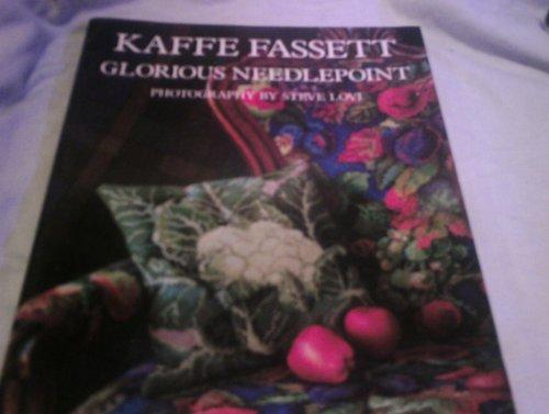9780712630412: Kaffe Fassett: Glorious Needlepoint