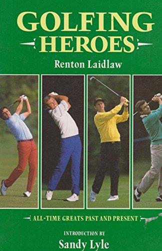 9780712634298: Golfing Heroes