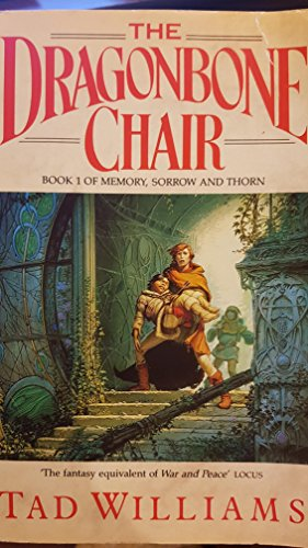 9780712634328: The Dragonbone Chair. Book 1 of Memory, Sorrow and Thorn