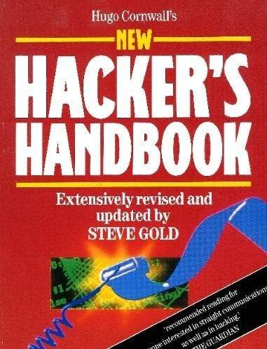 9780712634540: New Hacker's Handbook