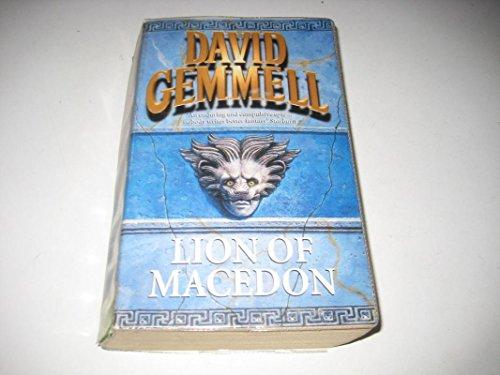 Lion Of Macedon - David Gemmell