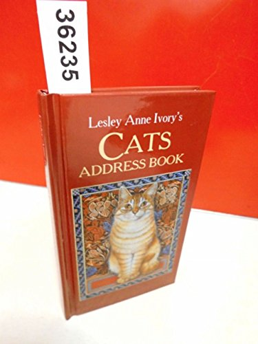 9780712635363: IVORY'S CATS ADDRESS BK