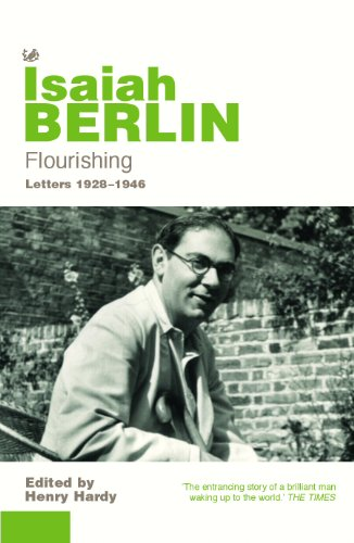 9780712635653: Flourishing: Letters 1928–1946