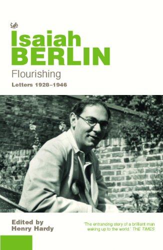 9780712635653: Flourishing: Letters 1928 - 1946