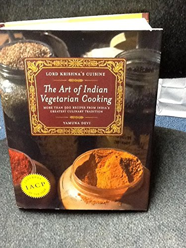 9780712637831: Lord Krishna's Cuisine: Art of Indian Vegetarian Cooking