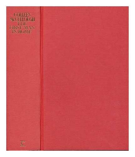 9780712637954: The First Man in Rome, 1st Edition