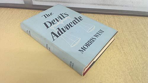 9780712638340: The Devil's Advocate