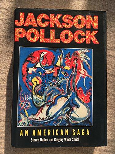 9780712638661: Jackson Pollock: An American Saga