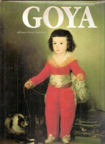 9780712639262: Goya